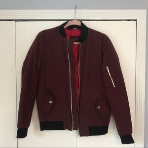 Men's Zara Bomber Coat/Jacket